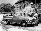 Morris Isis Traveller 1955–56 images