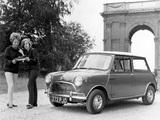 Morris Mini Cooper (ADO15) 1961–69 images