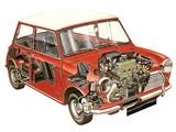 Morris Mini Cooper S (ADO15) 1963–69 photos