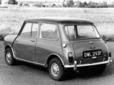 Pictures of Morris Mini Cooper S (ADO15) 1963–69