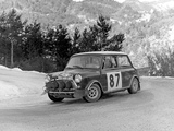 Pictures of Morris Mini Cooper S Rally (ADO15) 1964–68