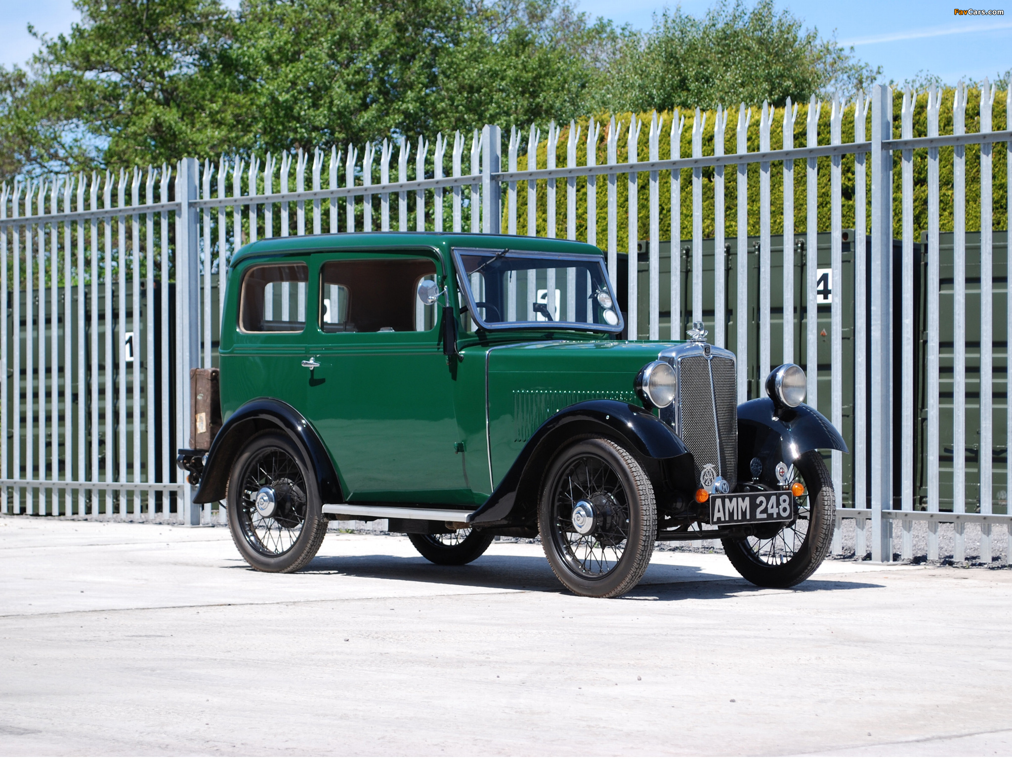 Images of Morris Minor Saloon 1928–34 (2048 x 1536)