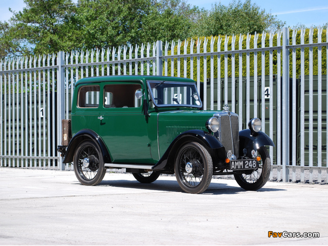 Images of Morris Minor Saloon 1928–34 (640 x 480)