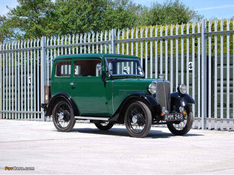 Images of Morris Minor Saloon 1928–34 (800 x 600)