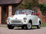 Photos of Morris Minor 1000 Convertible 1962–69