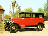 Pictures of Morris Oxford 1926–30