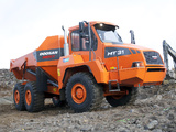Images of Doosan Moxy MT31 2010