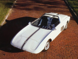 Images of Mustang Roadster Concept Car 1962