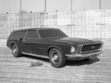 Mustang Station Wagon Proposal 1966 pictures