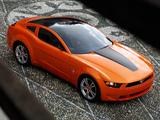 Mustang by Giugiaro Concept 2006 photos