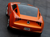 Mustang Giugiaro Concept 2006 pictures