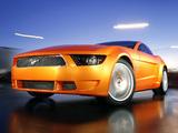 Mustang Giugiaro Concept 2006 wallpapers