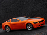 Mustang by Giugiaro Concept 2006 wallpapers