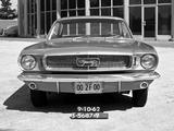 Photos of Mustang Cougar Proposal 1962