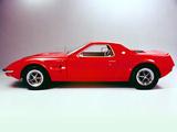 Photos of Mustang Mach 2 Concept Car 1967