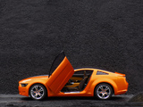 Pictures of Mustang by Giugiaro Concept 2006
