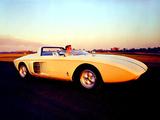 Mustang Roadster Concept Car 1962 wallpapers