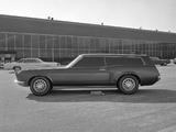 Mustang Station Wagon Proposal 1966 wallpapers