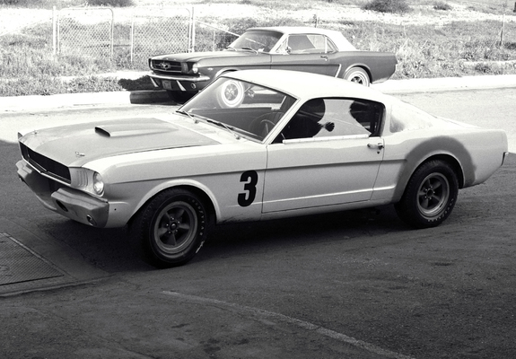1963 Ford Mustang Shelby Gt500