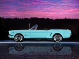 Images of Mustang Convertible 1965
