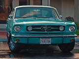 Images of Mustang Fastback 1965