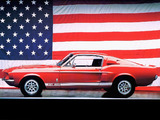 Images of Shelby GT500 1968