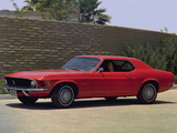 Images of Mustang Coupe 1970