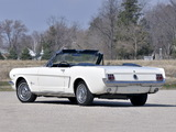 Mustang Convertible 1964 images