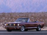 Mustang Convertible 1964 photos