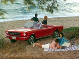 Mustang Convertible 1964 pictures