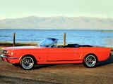 Mustang Convertible 1964 wallpapers