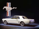Mustang Coupe 1964 wallpapers