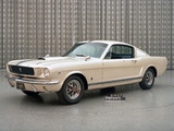 Mustang GT Fastback EBF II 1965 images