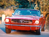 Mustang Convertible 1965 images