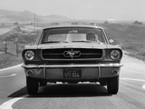 Mustang Coupe 1965 images