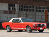 Mustang GT Coupe 1965 photos