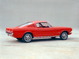 Mustang Fastback 1965 photos