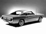 Mustang Fastback 1965 pictures