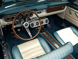 Mustang GT Convertible 1965 pictures