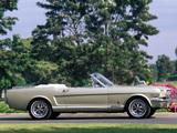 Mustang GT Convertible 1965 wallpapers