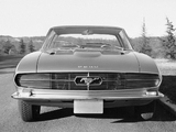 Ford Mustang 2+2 1965 wallpapers