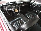Mustang Fastback 1965 wallpapers