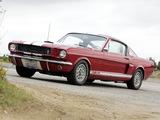 Shelby GT350 1966 photos