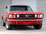 Mustang Fastback 1966 pictures