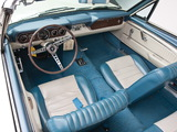 Mustang GT Convertible 1966 pictures