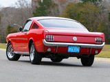 Mustang Fastback 1966 wallpapers