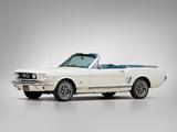 Mustang GT Convertible 1966 wallpapers