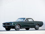 Mustang Convertible 1967 images