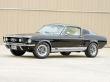 Mustang GT Fastback 1967 photos