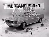 Mustang GT Convertible 1968 images